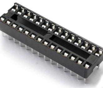 28 pins dip ic socket