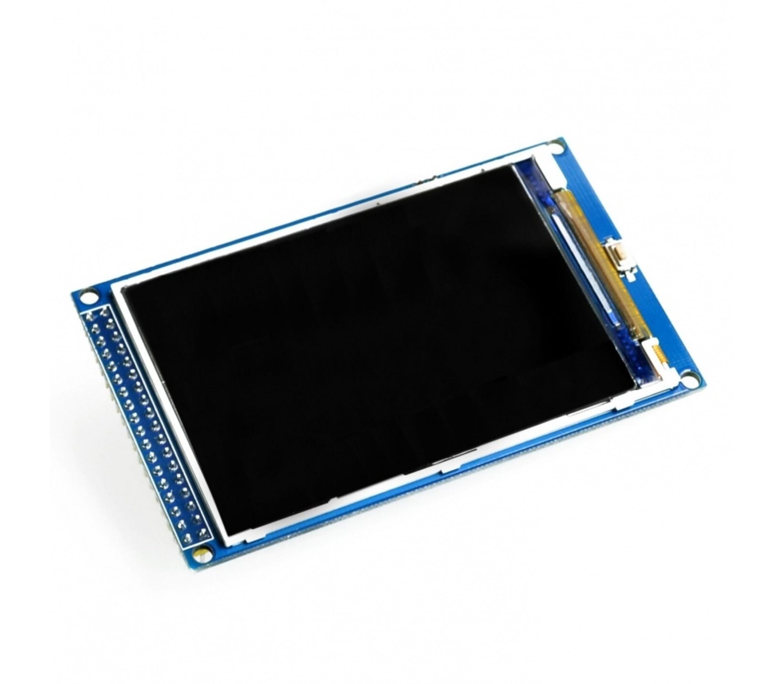 3.2 inch tft shield voor Arduino Mega