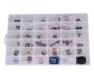 37 in 1 sensor kit (set) in kunststof box
