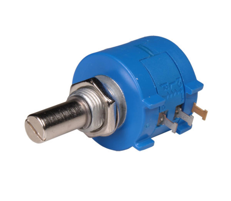 50 K ohm multiturn potentiometer