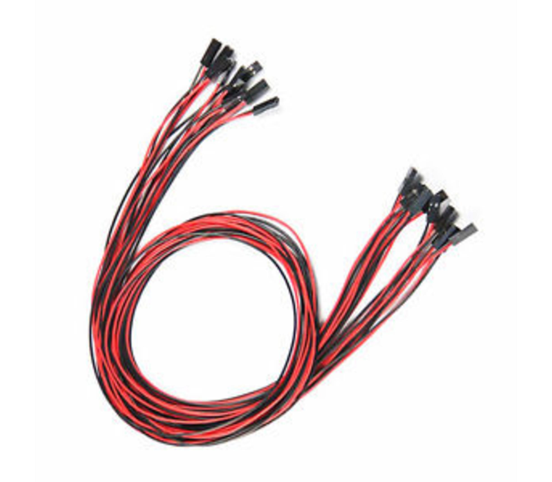 70 cm 2 polige jumper kabel