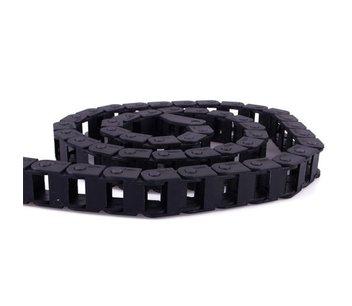 7x7mm kabel geleiding rups 1m