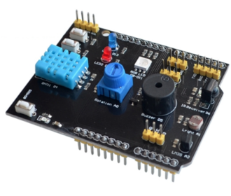 9-in-one multifunctional expansion board