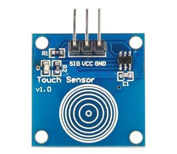 Aanraak sensor TTP223B