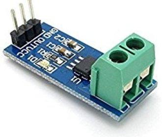 ACS712 30A stroomsensor - meter