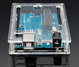 Arduino UNO R3 Acryl behuizing