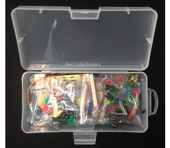 Assortiment componenten set kit