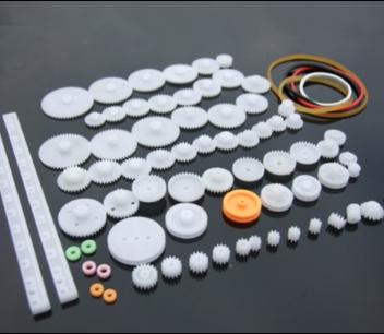 Assortiment tand(wiel) robot bouw