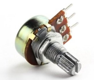 B250K Linear potentiometer 250 K ohm