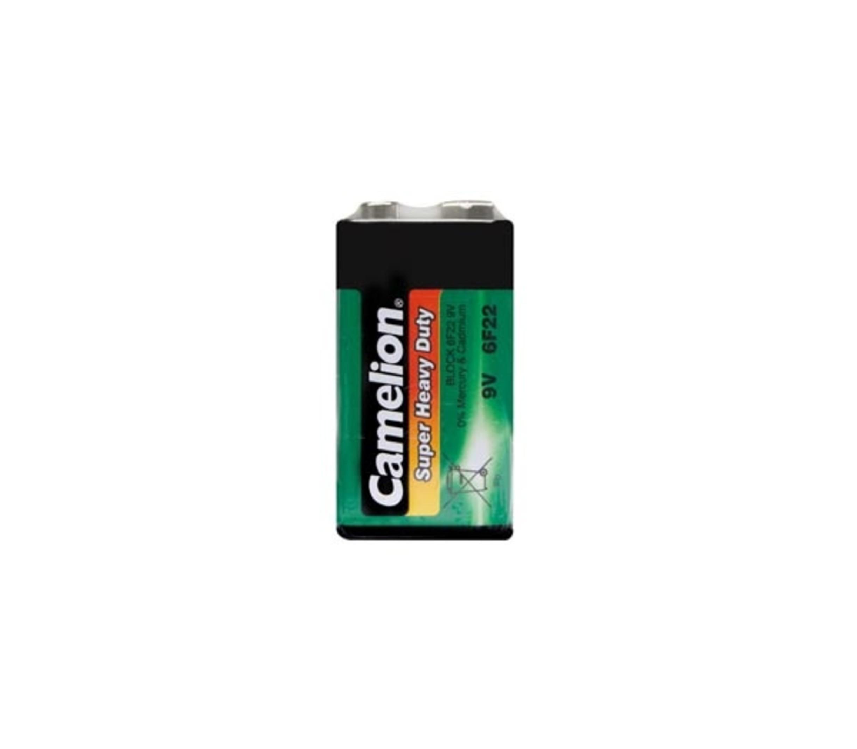 Batterij 9v Camelion
