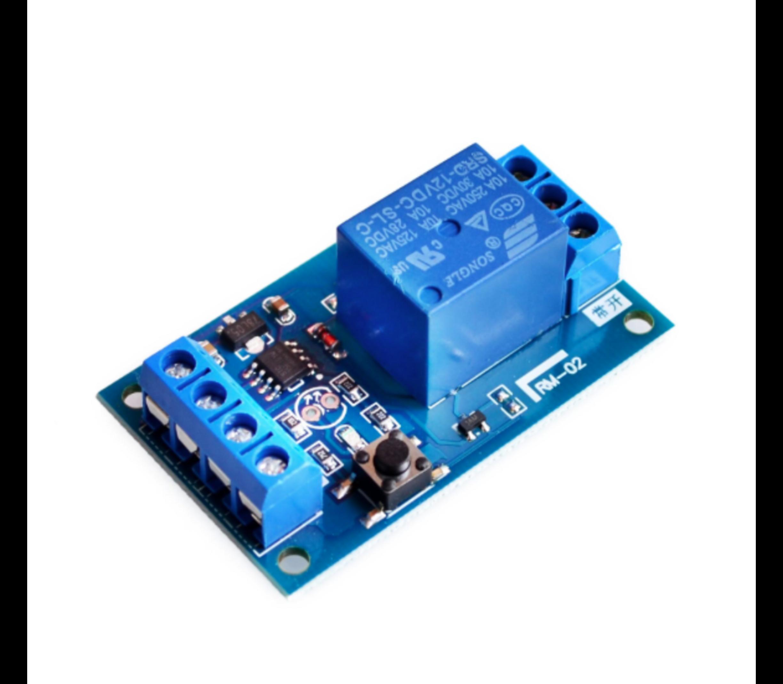 Bistabiel relais board