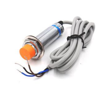 Capacitieve proximity sensor 90-250Vac N.C.
