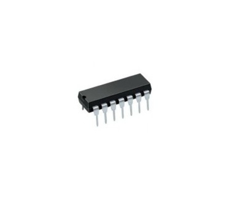 CD74HCT4052N Multiplexer/demultiplexer