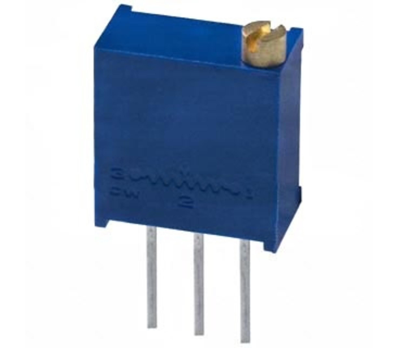 Cermet potmeter-regelbare weerstand-200 K ohm
