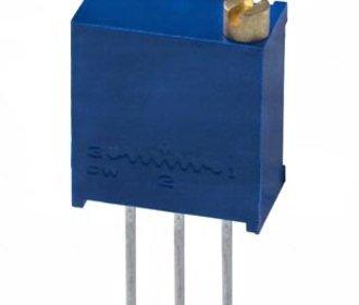 Cermet potmeter-regelbare weerstand-500 Ohm