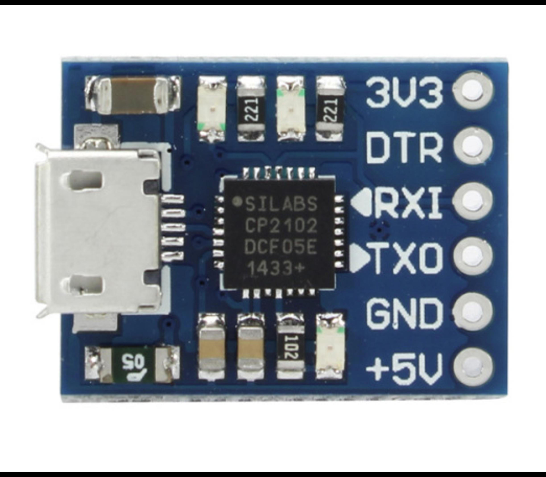 CJMCU CP2102 USB to TTL Serial Port UART STC Downloader