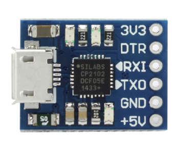 CJMCU CP2102 USB to TTL Serial Port UART STC Downloader
