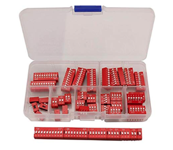 Dip switch set