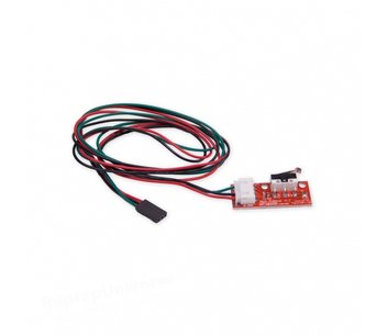 Eindschakelaar microswitch met kabel