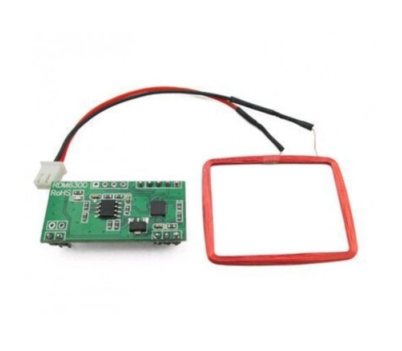 EM4100 RDM-6300 RFID card reader 125 khz