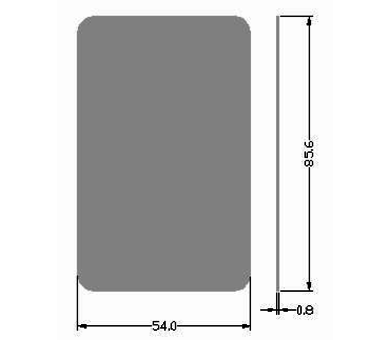 EM4100 RFID Kaart 125 khz