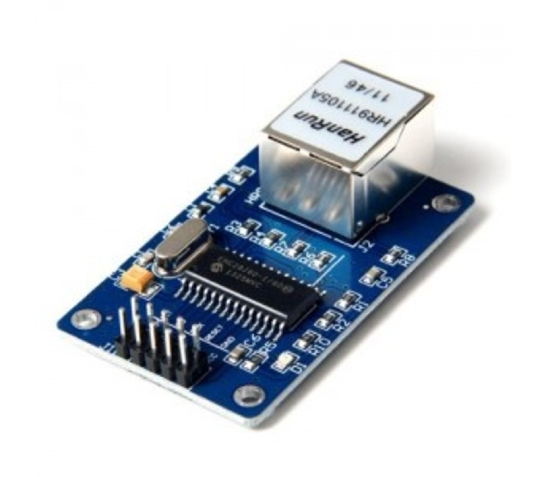 ENC28J60 Ethernet module 3.3V