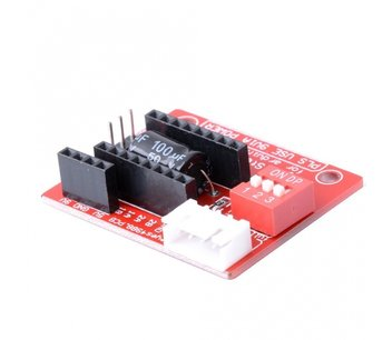 Extension board A4988 of DRV8825