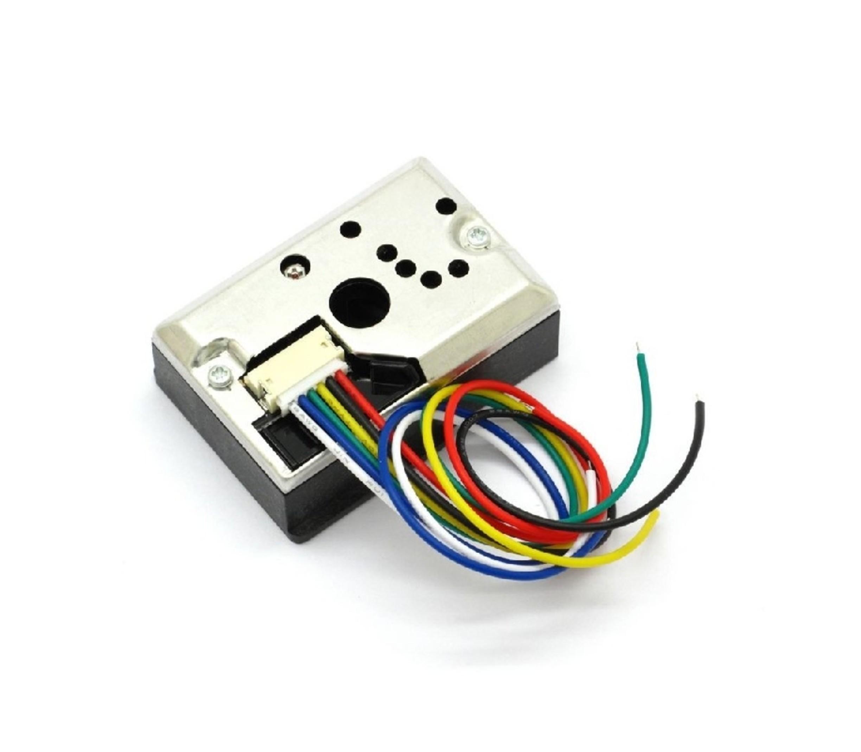 GP2Y1010AU0F optical stof sensor fijnstof