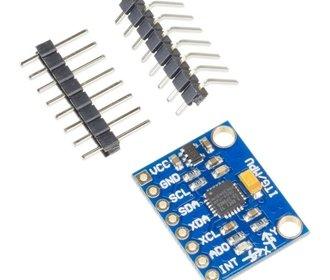 GY-521 MPU6050 3 assig sensor