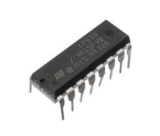 H-brug L293D