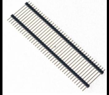 Header hoog male 40 pins