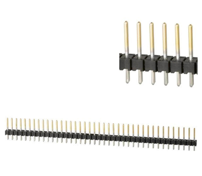 Header male 40 pins