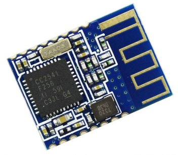 HM-11 Bluetooth module low power use