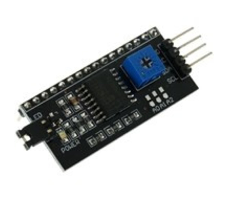 I2C Module 1602-2004 LCD