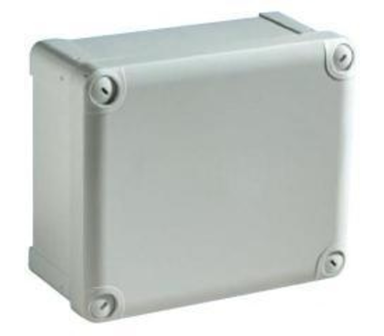 Inbouw box ABS 175x150x80 mm BD11
