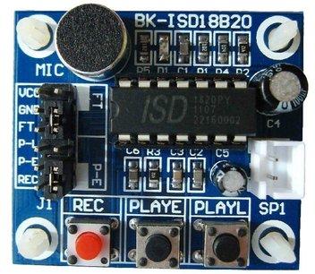 ISD1820 voice record board