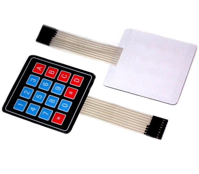 Keypad matrix 4x4