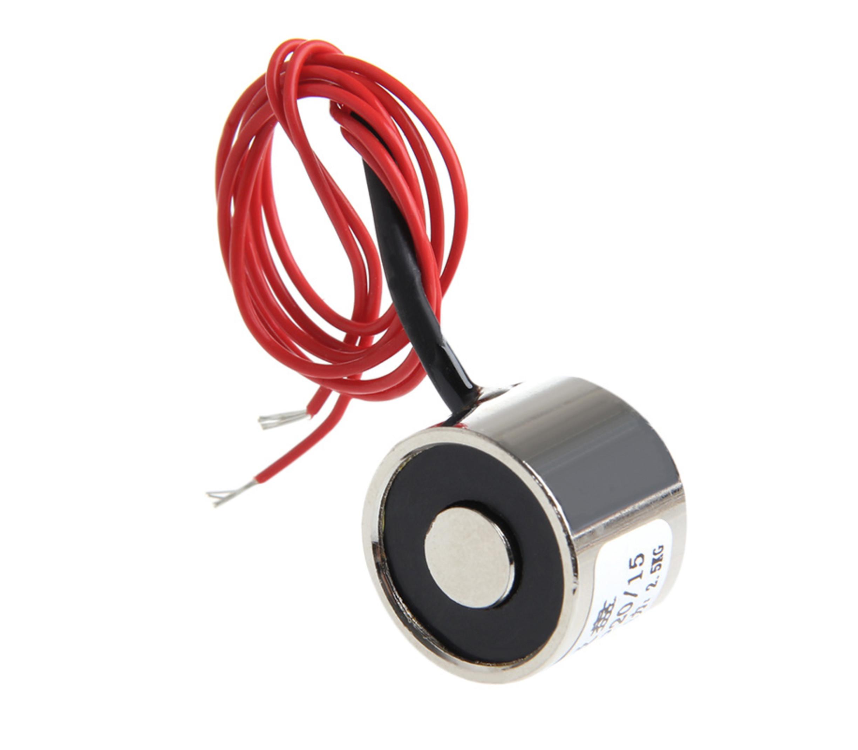 Kleine elektromagneet 12v