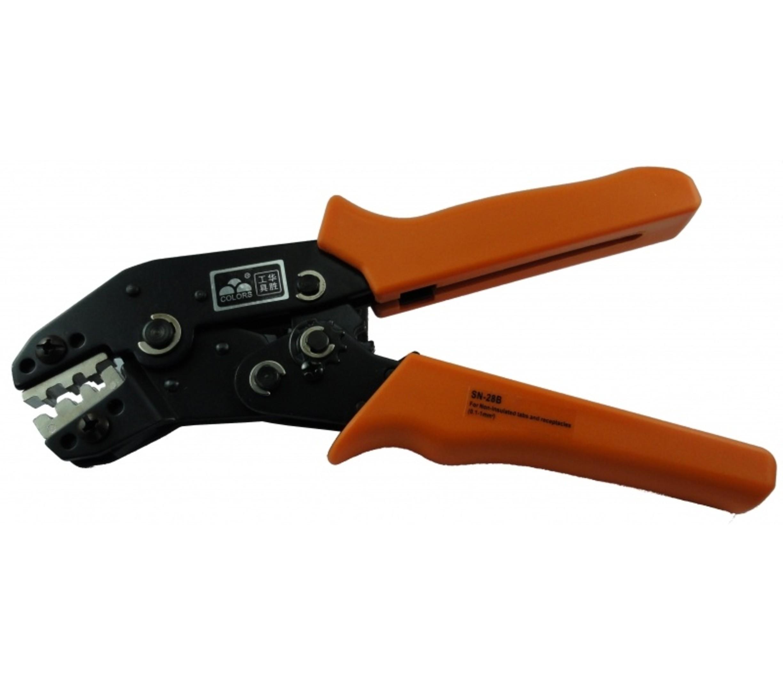 Krimptang voor dupont krimp connectors
