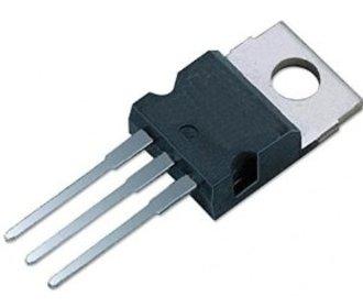 L7812CV 12Vdc regulator 1.5A