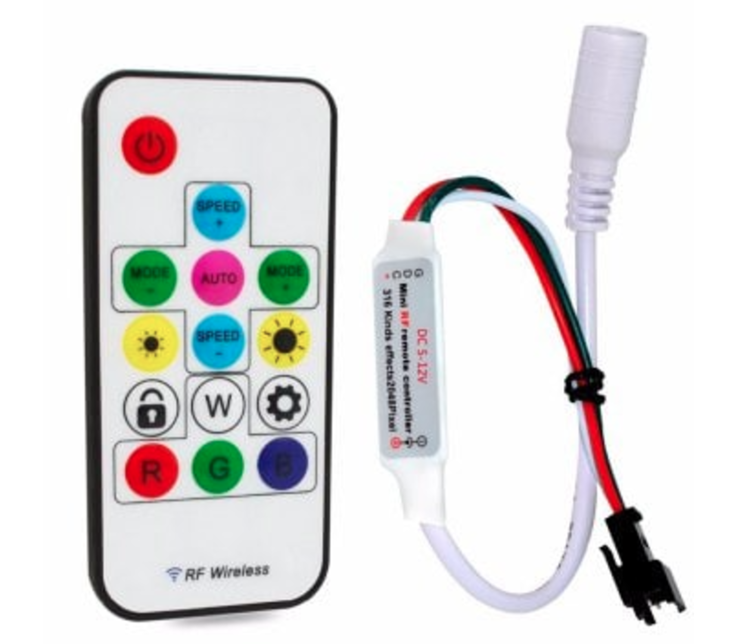 Led controller ws2811 / ws2812