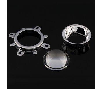 Lens tbv 20-50-100 Watt Led 44mm