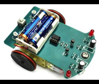 Lijn volg robot - line tracker