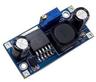 LM2596S step down module
