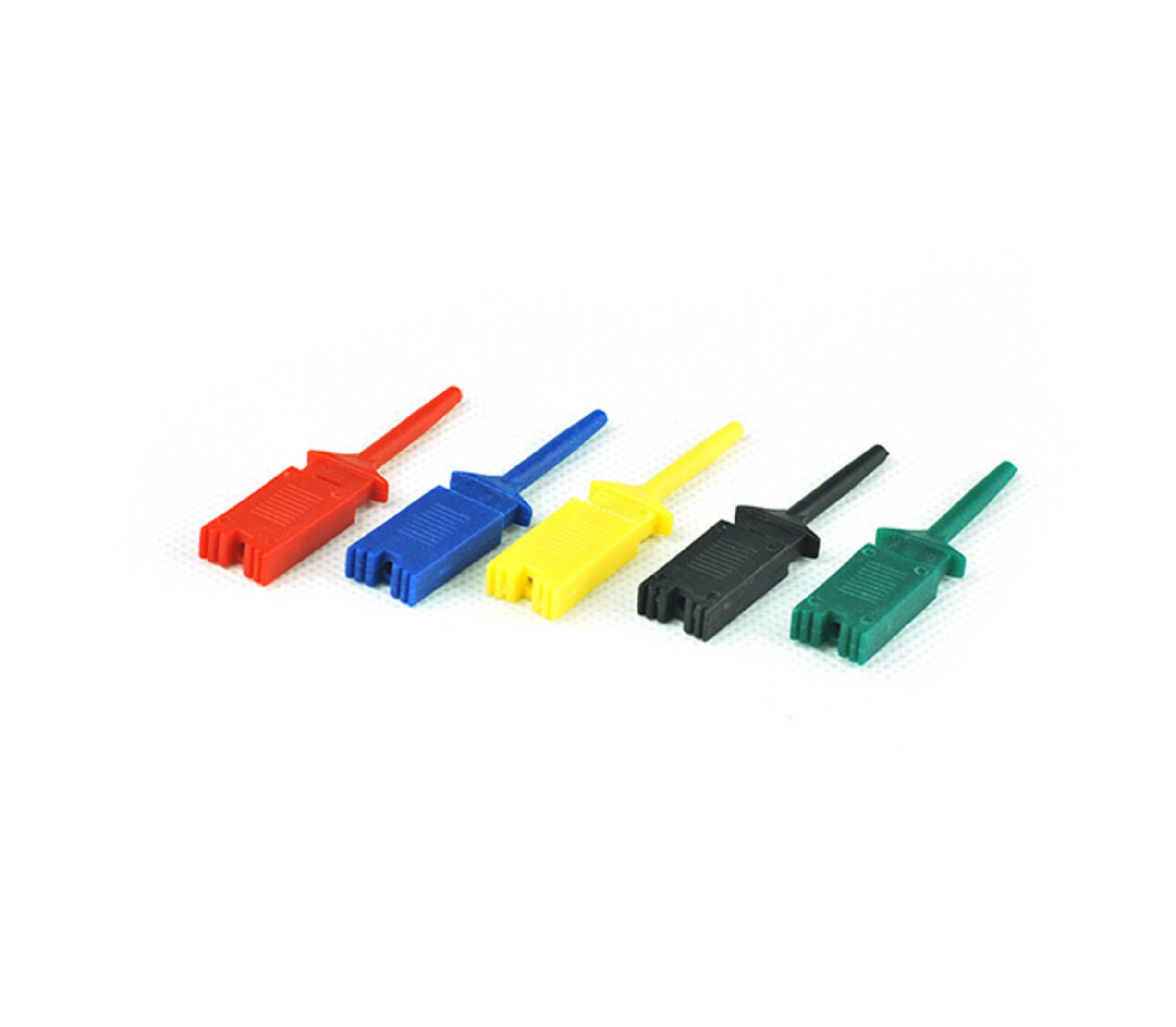 Logic analyzer clip 5 kleuren