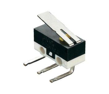 micro switch met haakse aansluiting