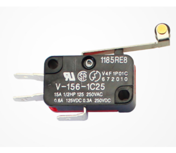 Micro switch V-156-1C25