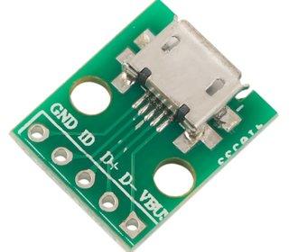 Micro USB board