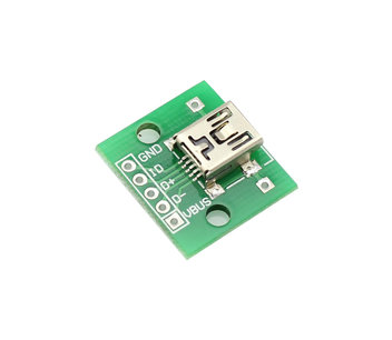 Mini usb board