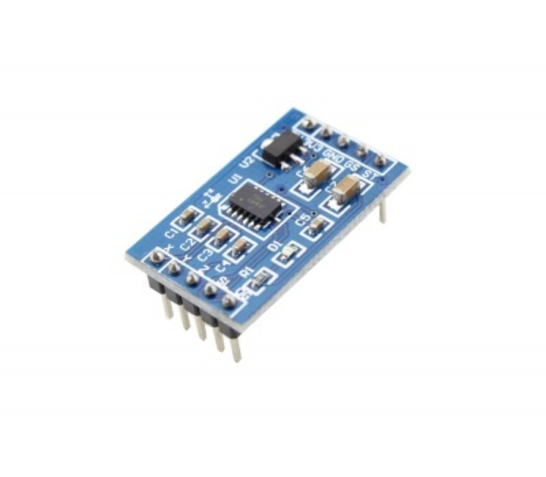 MMA7361 accelerometer breakout